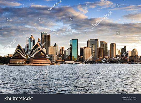 photo of Australia coastline