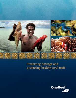 Preserving Heritage and Protecting Healthy Coral Reefs