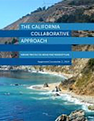 The California Collaborative Approach: Marine Protected Areas Partnership Plan